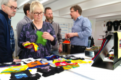 Textil-Transfer-Workshop 2017