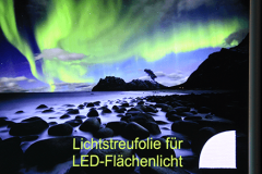 lichtstreufolie