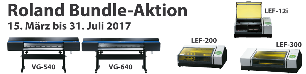 Roland-Bundle-Aktion