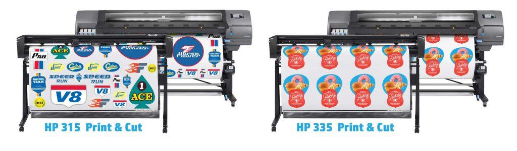 HP Print-Cut