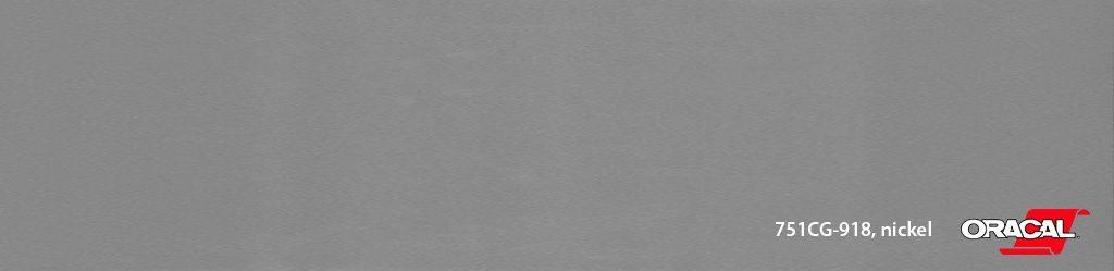 ORAFOL - ORACAL 751CG-918, nickel