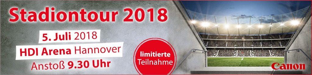 Stadiontour 2018