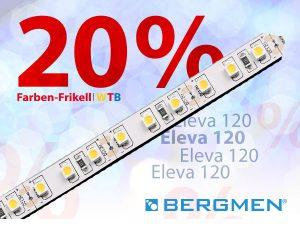 Bergmen LED Eleva 120