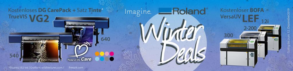 Roland Winter Deals