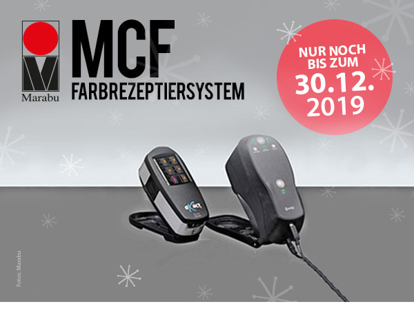 MCF-Farbrezeptiersystem