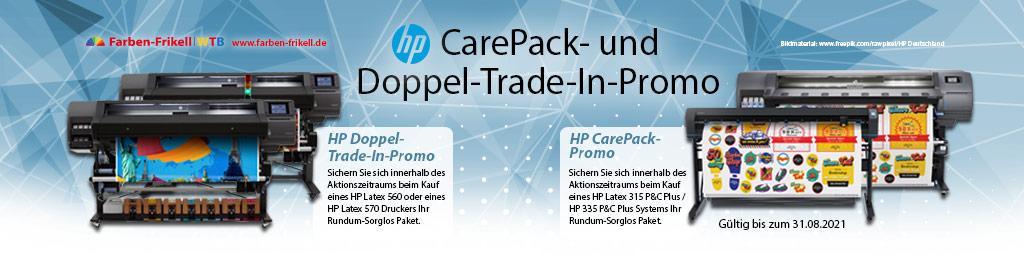 CarePack- und Doppel-Trade-In